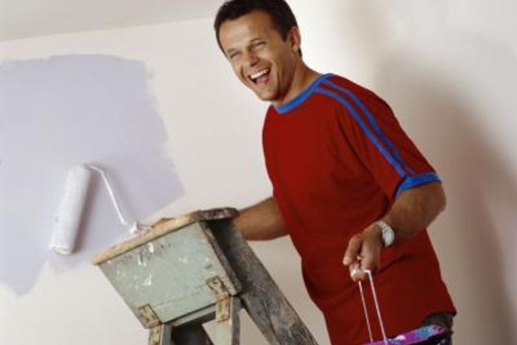 Download Can You Paint Over Wallpaper Glue Backing 750x500