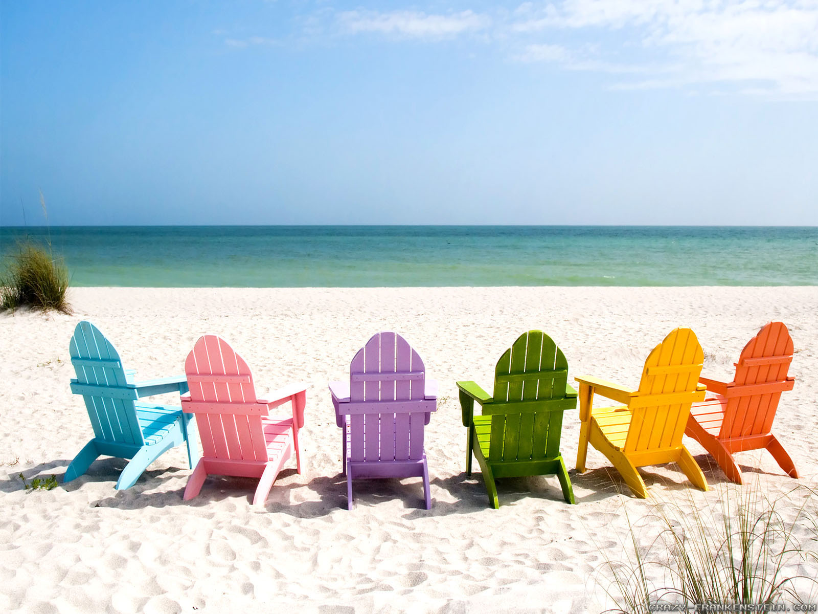 Free Beach Chair Wallpaper Wallpapersafari