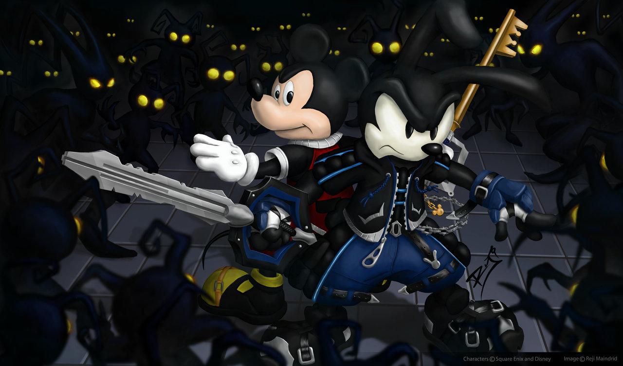 Kingdom Hearts Keyblade Graveyard Wallpaper No 1 Wallpaper Hd