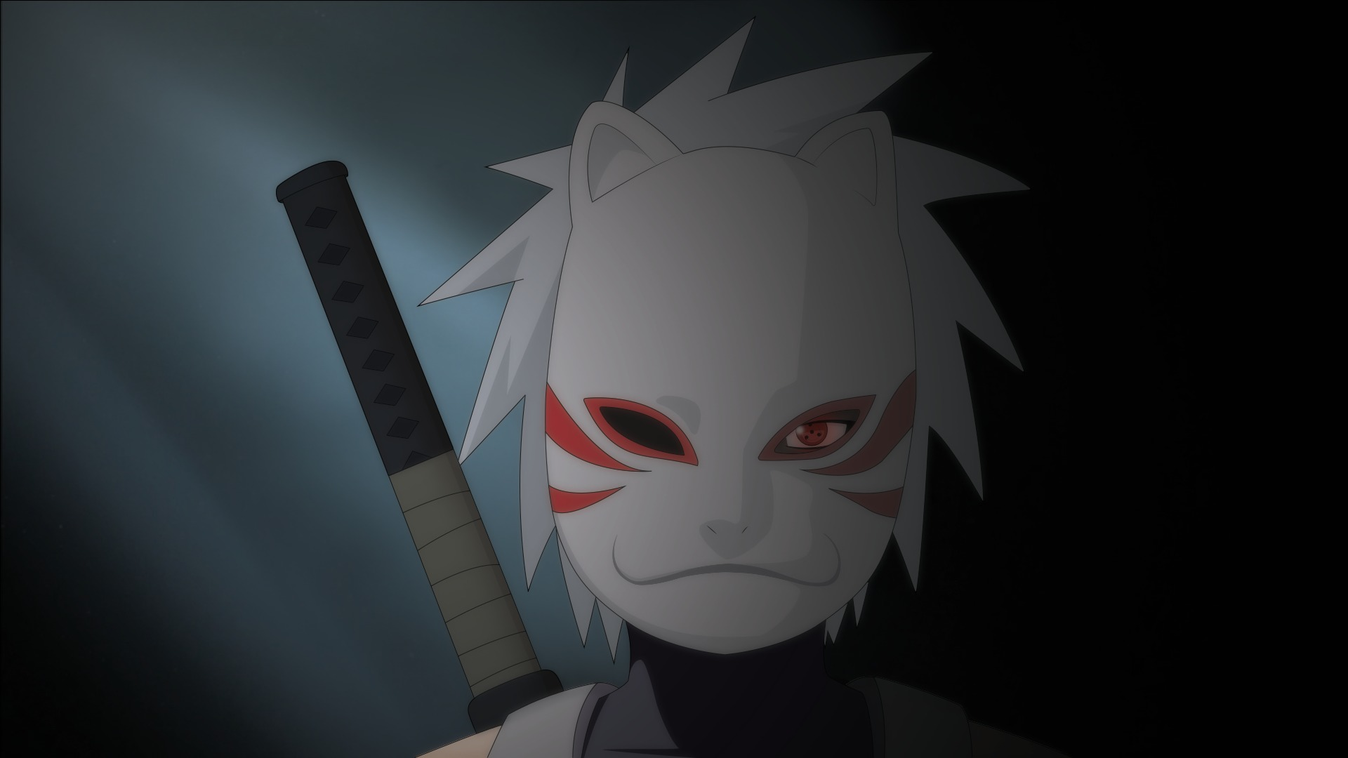 kakashi Anbu Computer Wallpapers Desktop Backgrounds 1920x1080