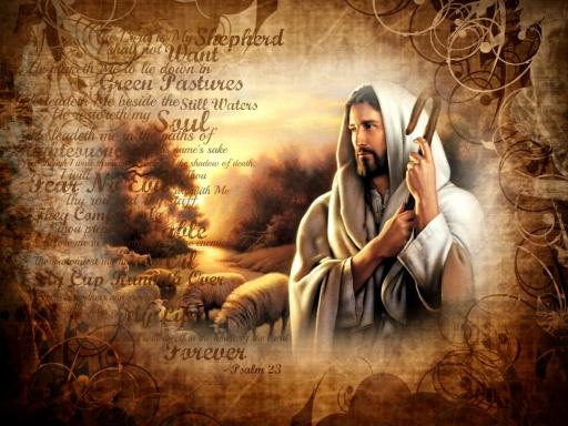 Psalm 23 by MangaKid 512x384