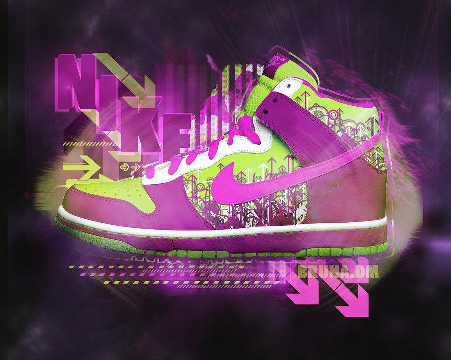 Purple Nike Wallpaper Nike Wallpaper Manipulation 900x720