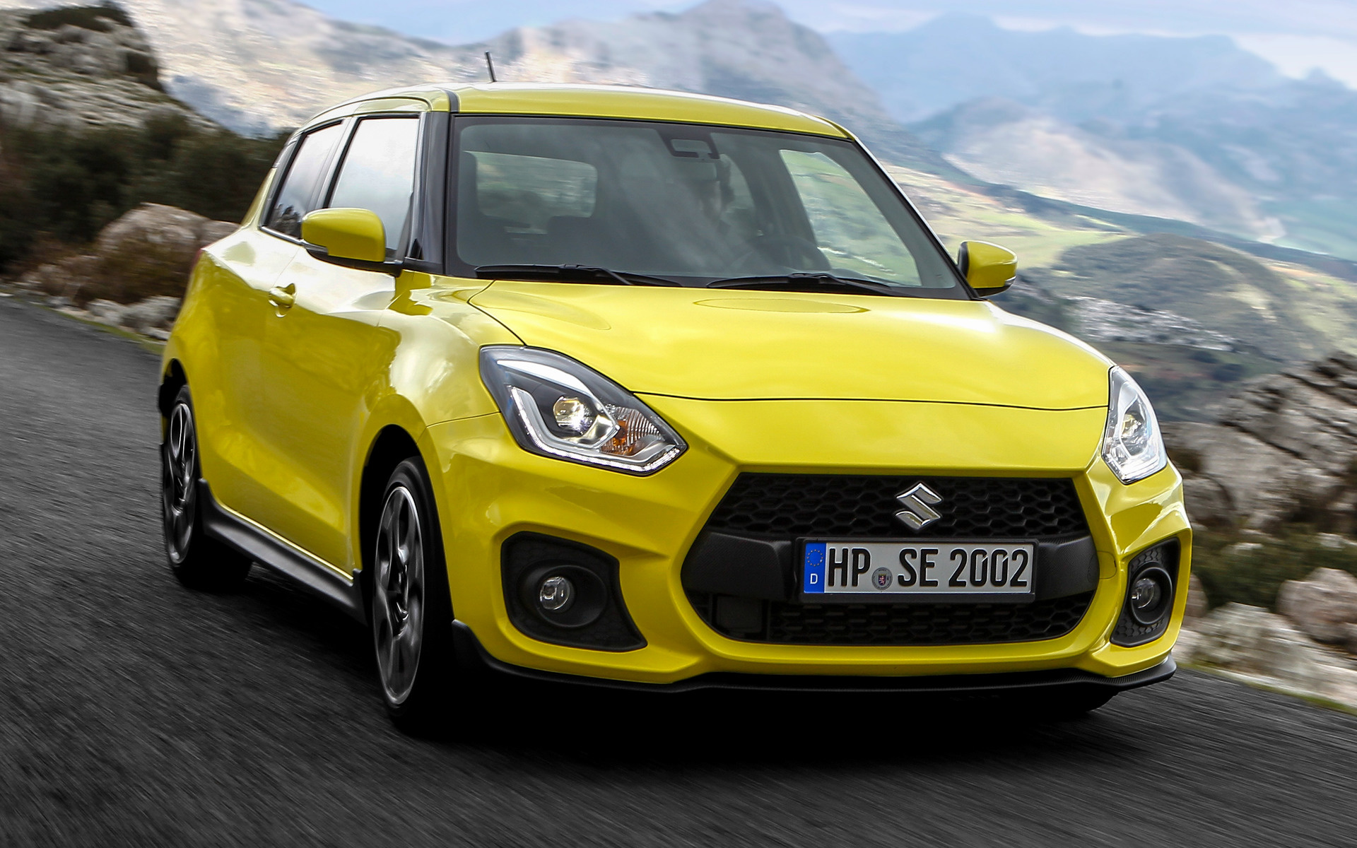 2018 Suzuki Swift Sport   Wallpapers and HD Images Car Pixel 1920x1200