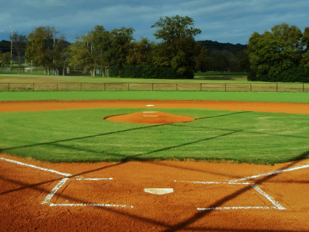 Baseball Field Wallpaper submited images 1024x768