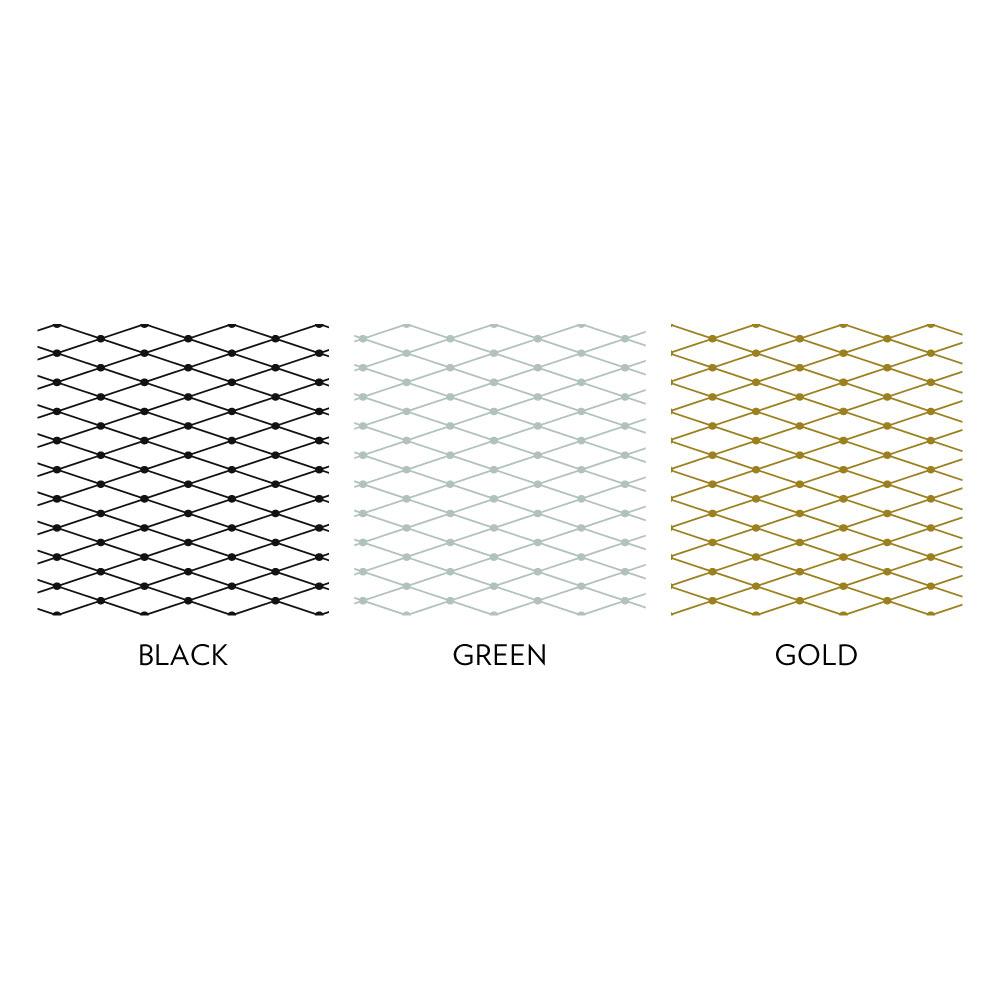 Fishnet Stretch Removable Wallpaper Tiles 1000x1000