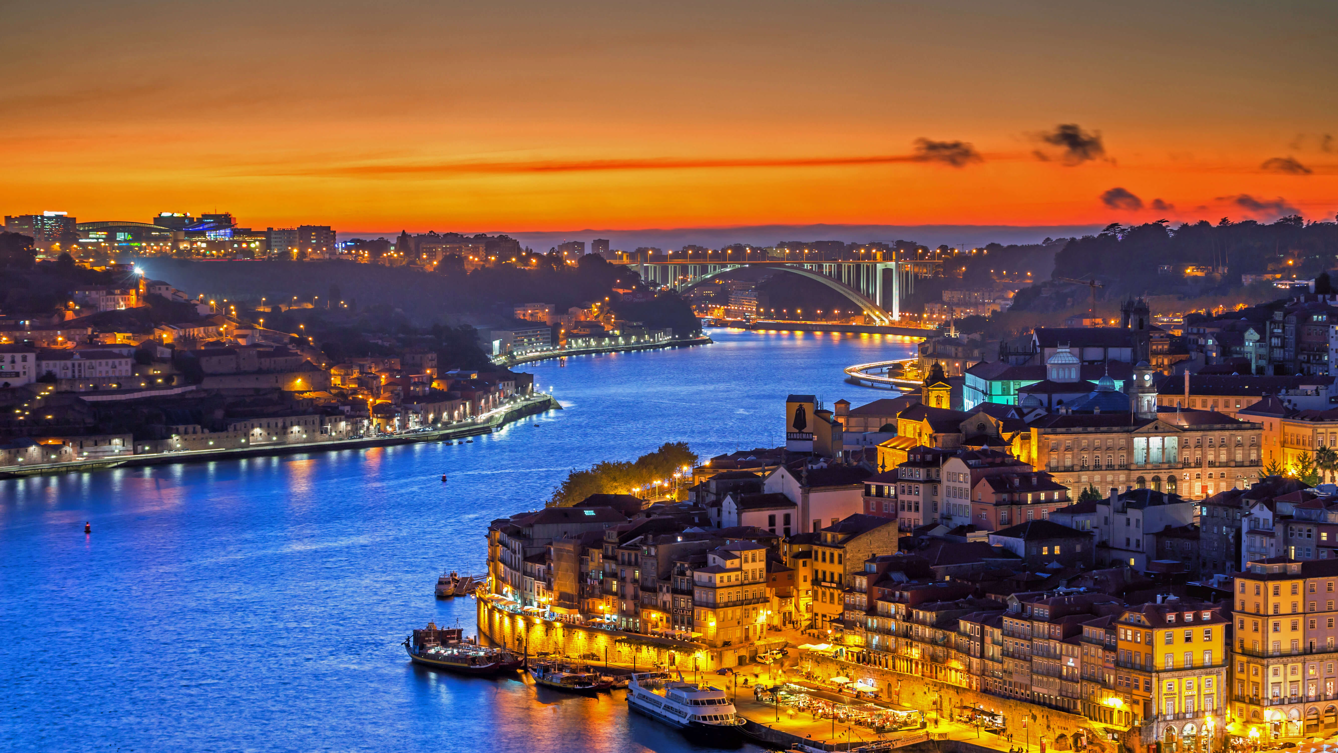 Portugal 4K wallpapers for your desktop or mobile screen and 5340x3004