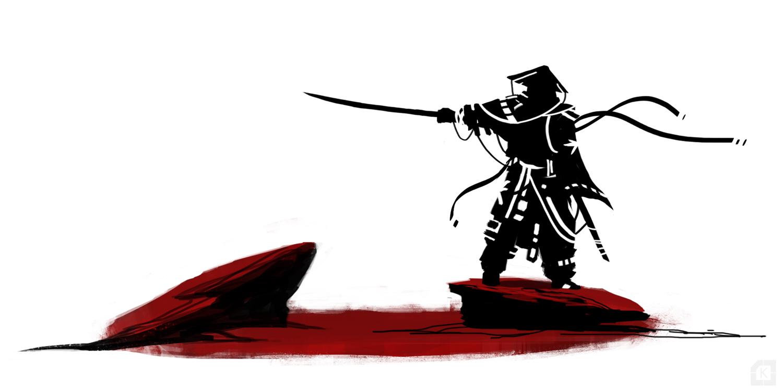 Samurai   Bushido wallpaper 1500x750