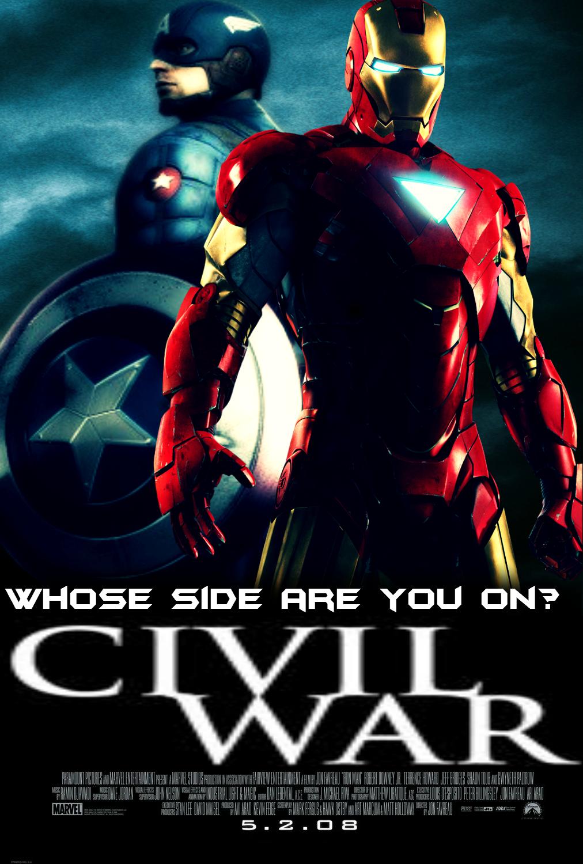Marvel Civil War Wallpaper - WallpaperSafari  Marvel Civil Wa...