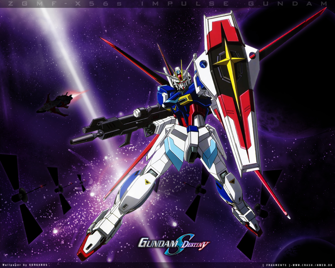 73 Gundam Seed Destiny Wallpaper On Wallpapersafari