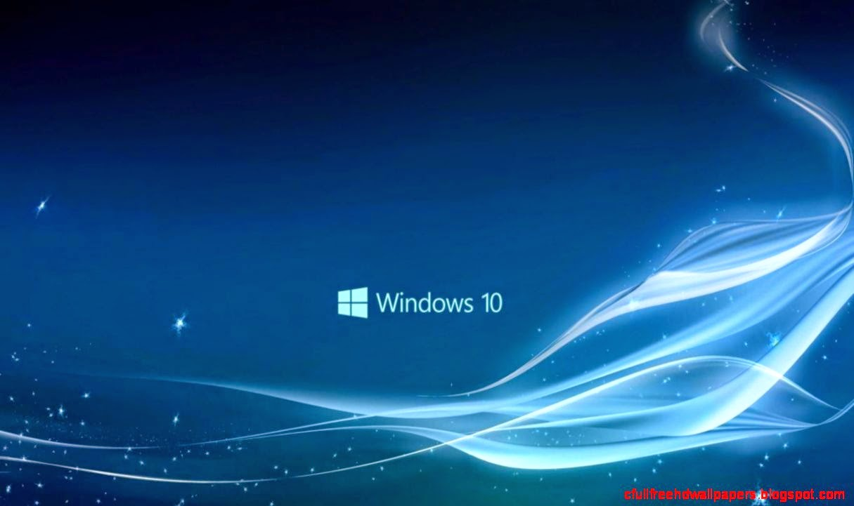 Windows 10 Full HD Wallpaper