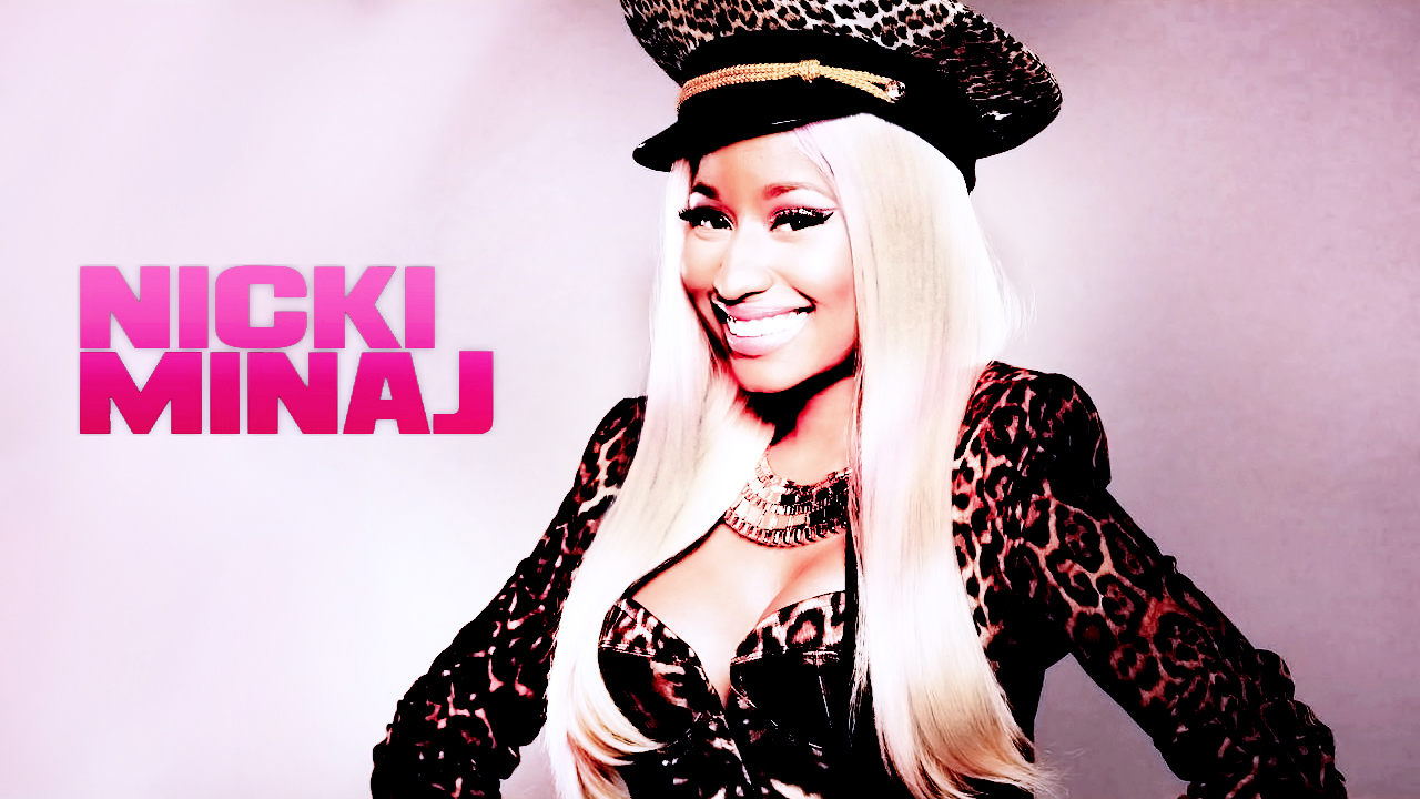 Nicki by DaVe   Nicki Minaj Wallpaper 33562645 1280x720
