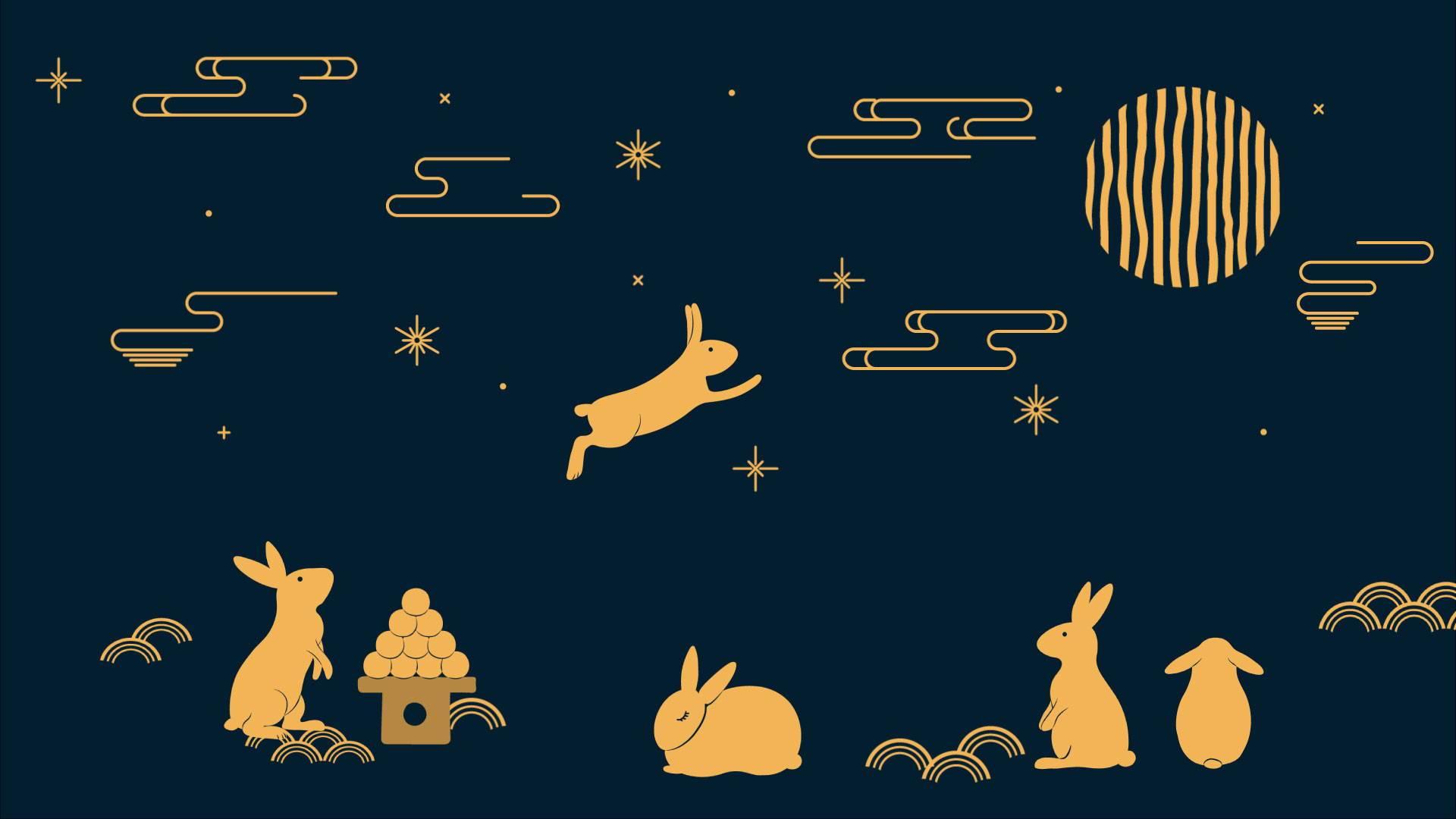 Japanese Otsukimi Folktale The Rabbit on the Moon Bokksu 1920x1080