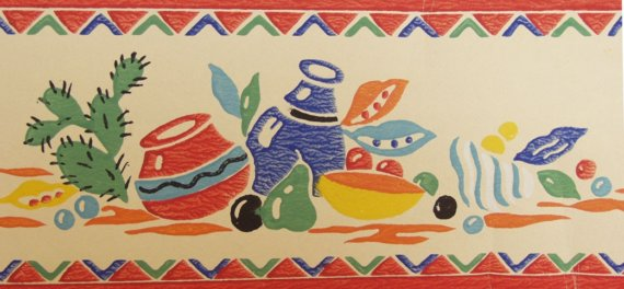 Mexican Fiesta Wallpaper Border Images Pictures   Becuo 570x264