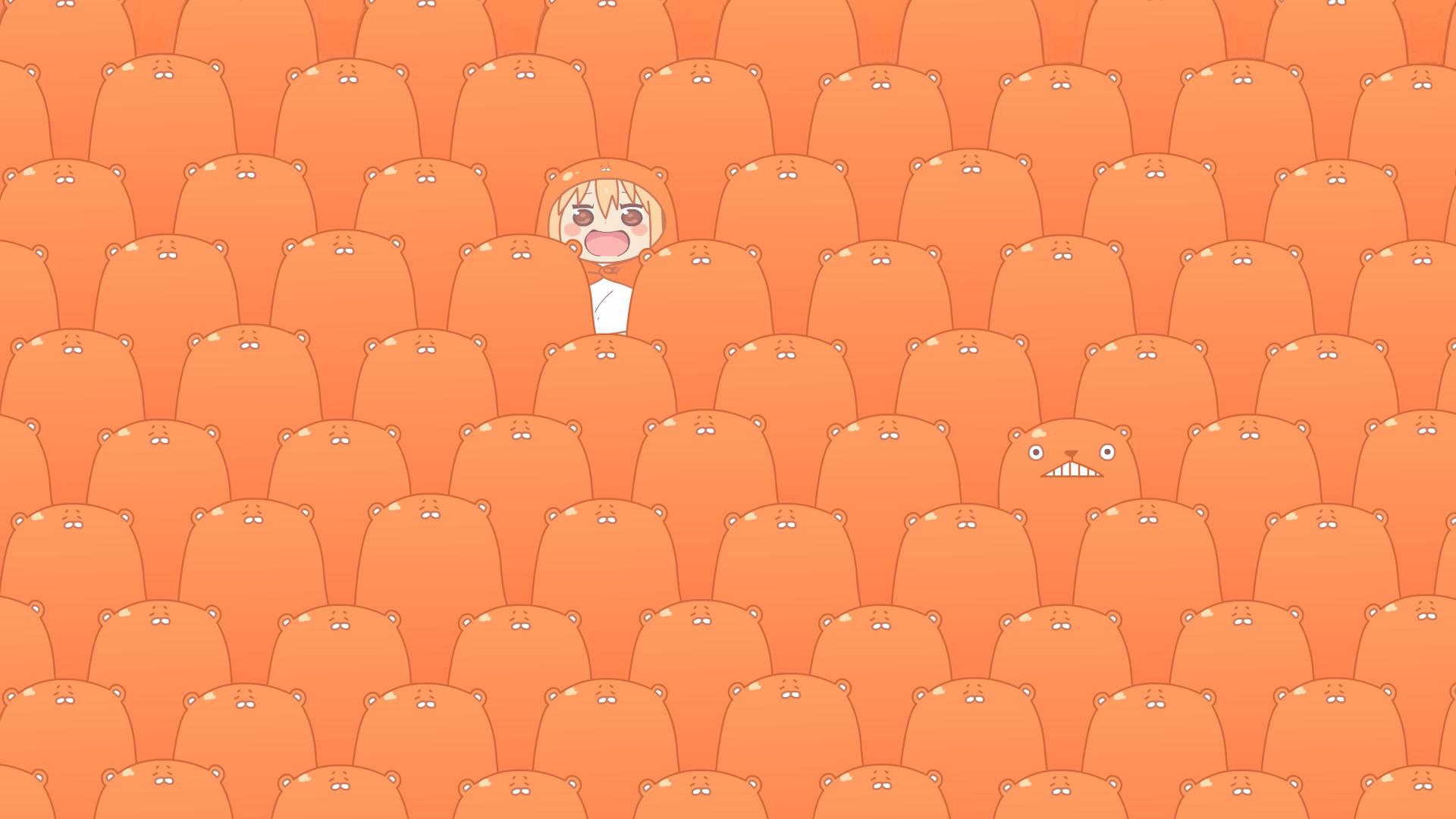 Free Download Anime Himouto Umaru Chan Umaru Doma Wallpaper