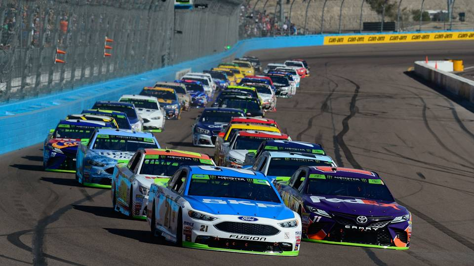 NASCAR schedule 2019 Date time TV channels for every Cup Series 960x540