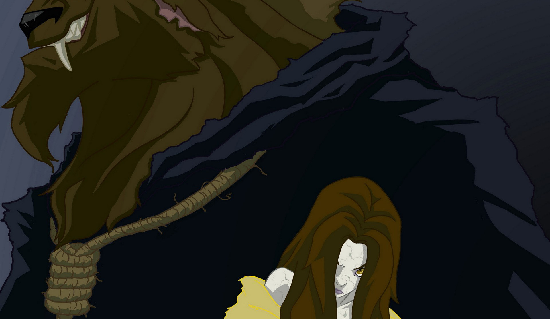 Disney Company Dark Beauty And The Beast Twisted Belle Disney 1920x1116