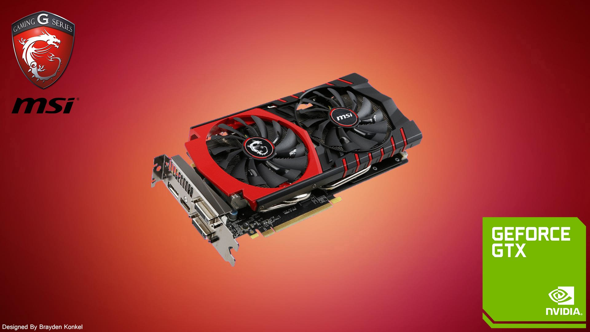 Download GeForce GTX 960  Game Advanced Wallpaper