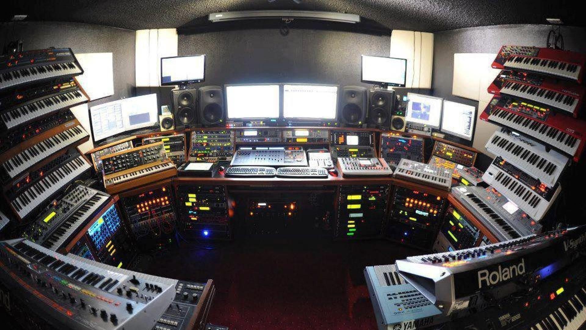 Home Design Studio Download Free Music Recording Studio Hd Wallpaper Wallpapersafari