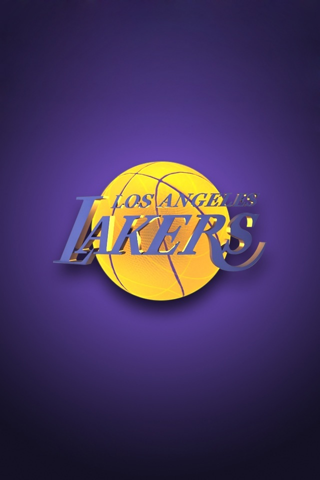 Group Of Lakers Logo On Wallpapers