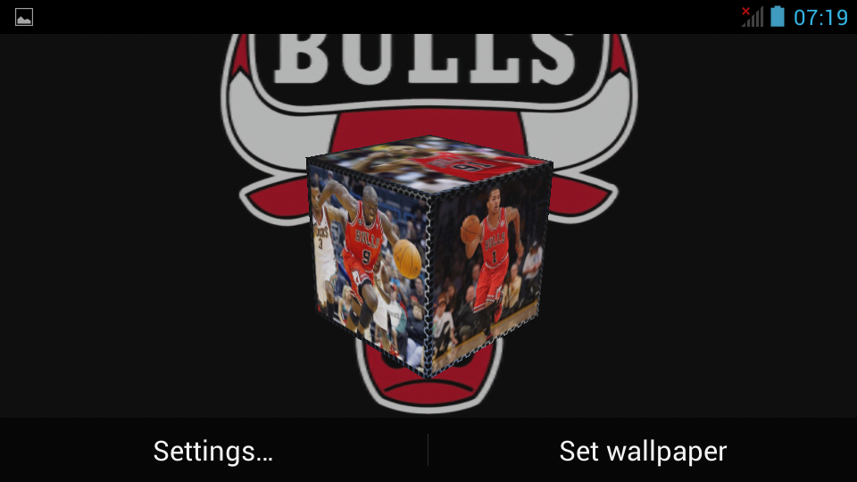chicago bulls 3d wallpaper is a live wallpaper for chicago bulls 960x540