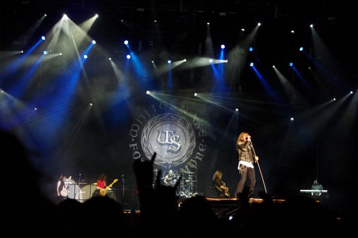Whitesnake heavy metal concert s wallpaper background 736x489