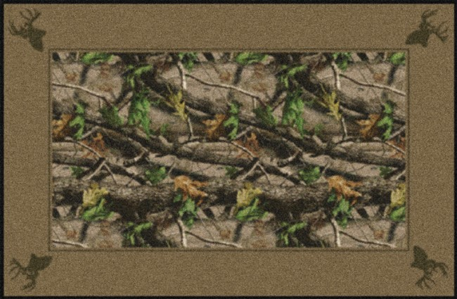 Realtree Camo Wallpaper Border