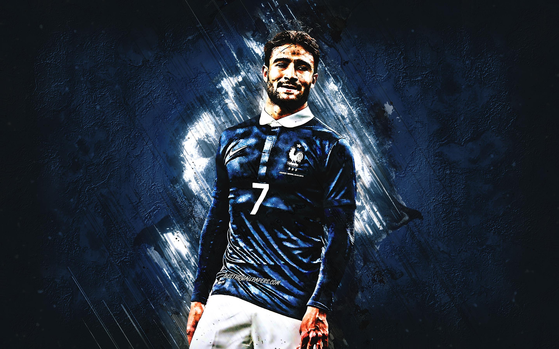 Download wallpapers Nabil Fekir France national football team 2880x1800