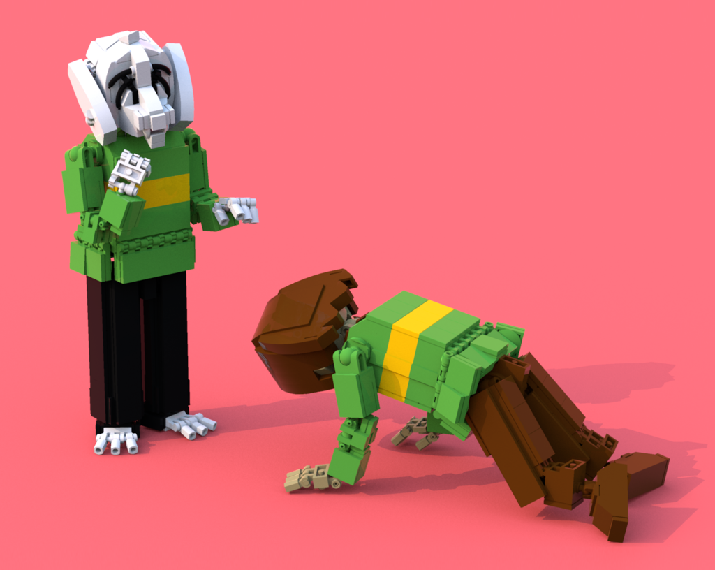 Lego Undertale Chara 3 by pb0012 1024x816
