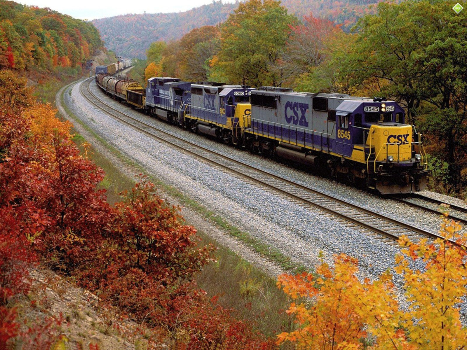 Train wallpaper 88596 1600x1200