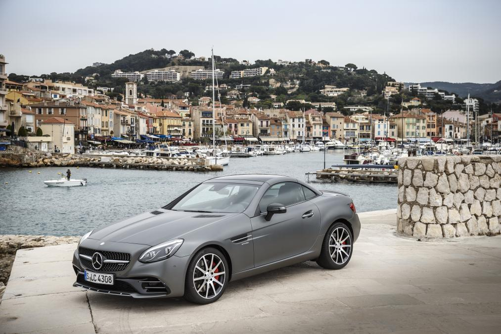 Mercedes AMG SLC43 review   plenty of competition so can 1013x675