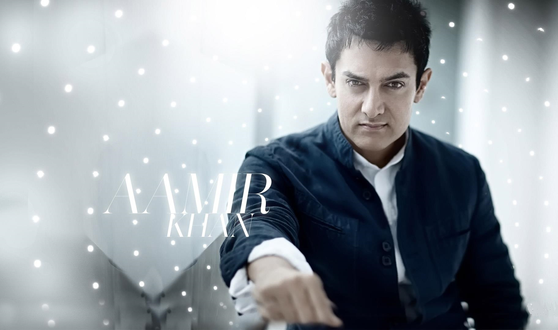 Aamir Khan latest wallpapers Wallpaper HD Celebrities 4K 1824x1080