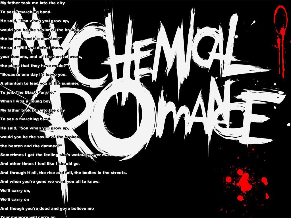 Mcr iphone wallpaper tumblr - My Chemical Romance Wallpaper My Chemical Romance Wallpaper