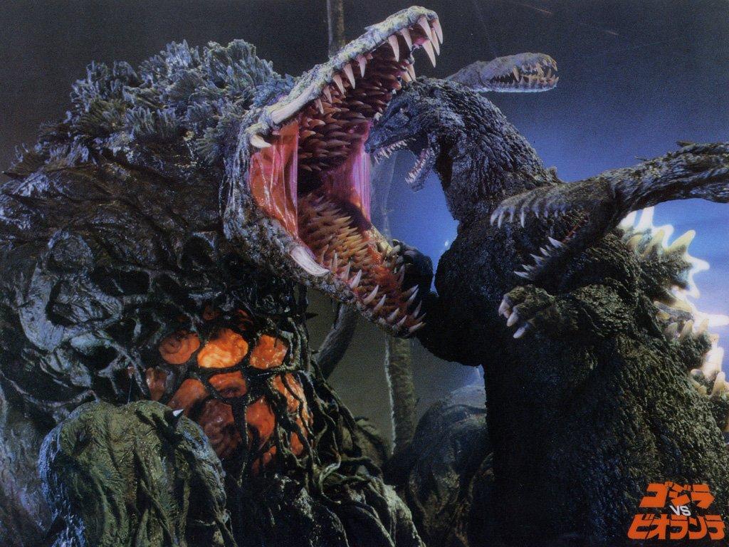 Posterhouzz Movie Godzilla Vs Biollante HD Wallpaper Background 1024x768
