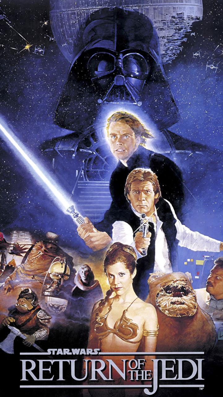 Star Wars Episode VI   Return of the Jedi Mobile Wallpaper 5692 720x1280