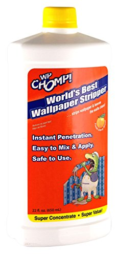 Wp Chomp 5301222 Worlds Best Wallpaper Remover Super Concentrate 231x500