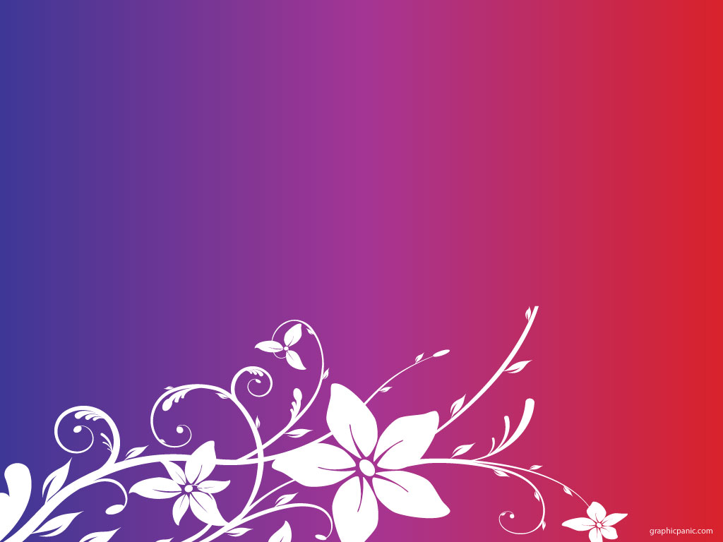 Purple and red background powerpoint background templates Black 1024x768