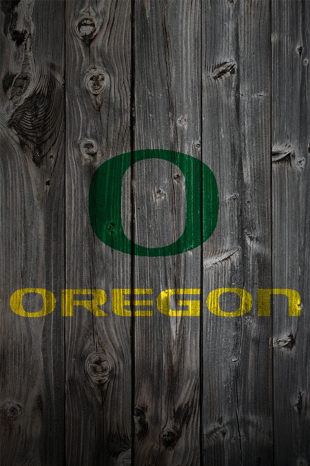 Oregon Chrome Wallpapers Browser Themes More for Ducks Fans 640x960