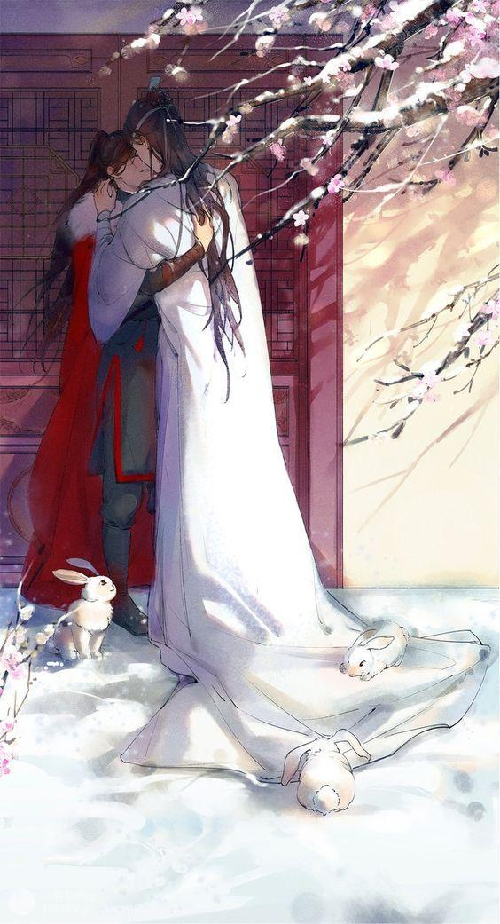 Mo Dao Zu Shi Fansart Wallpaper for Android   APK Download 564x1041