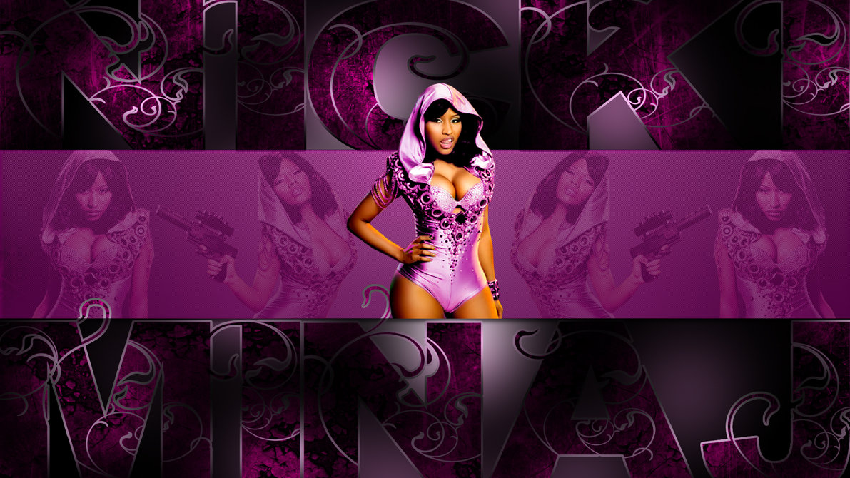 Nicki Minaj Wallpaper by SBM832 1191x670