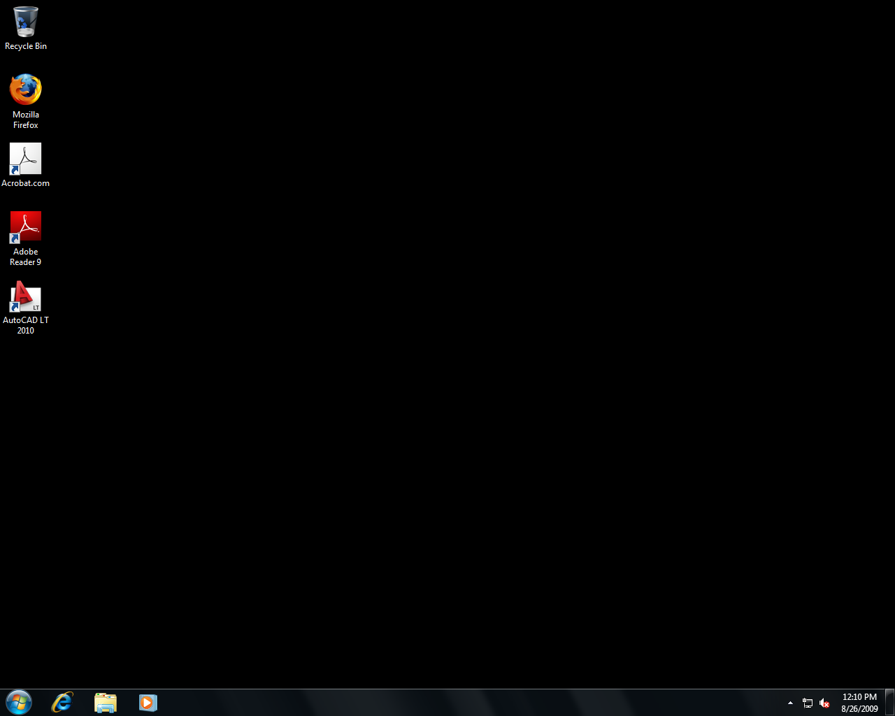 Wallpaper via Group Policy and Windows 7 1280x1024