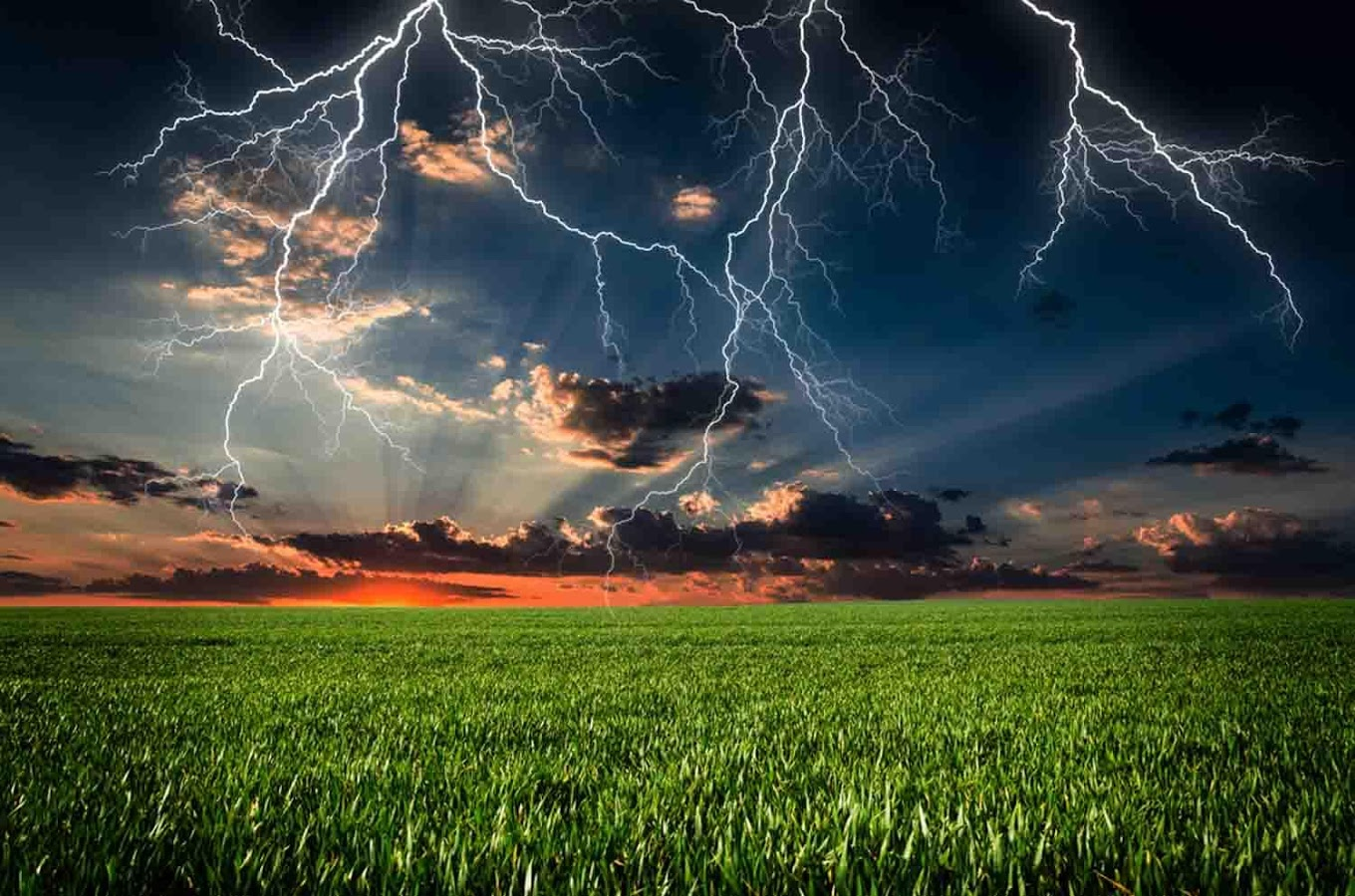 Thunderstorm Wallpapers Thunderstorm Wallpapers 1360x900