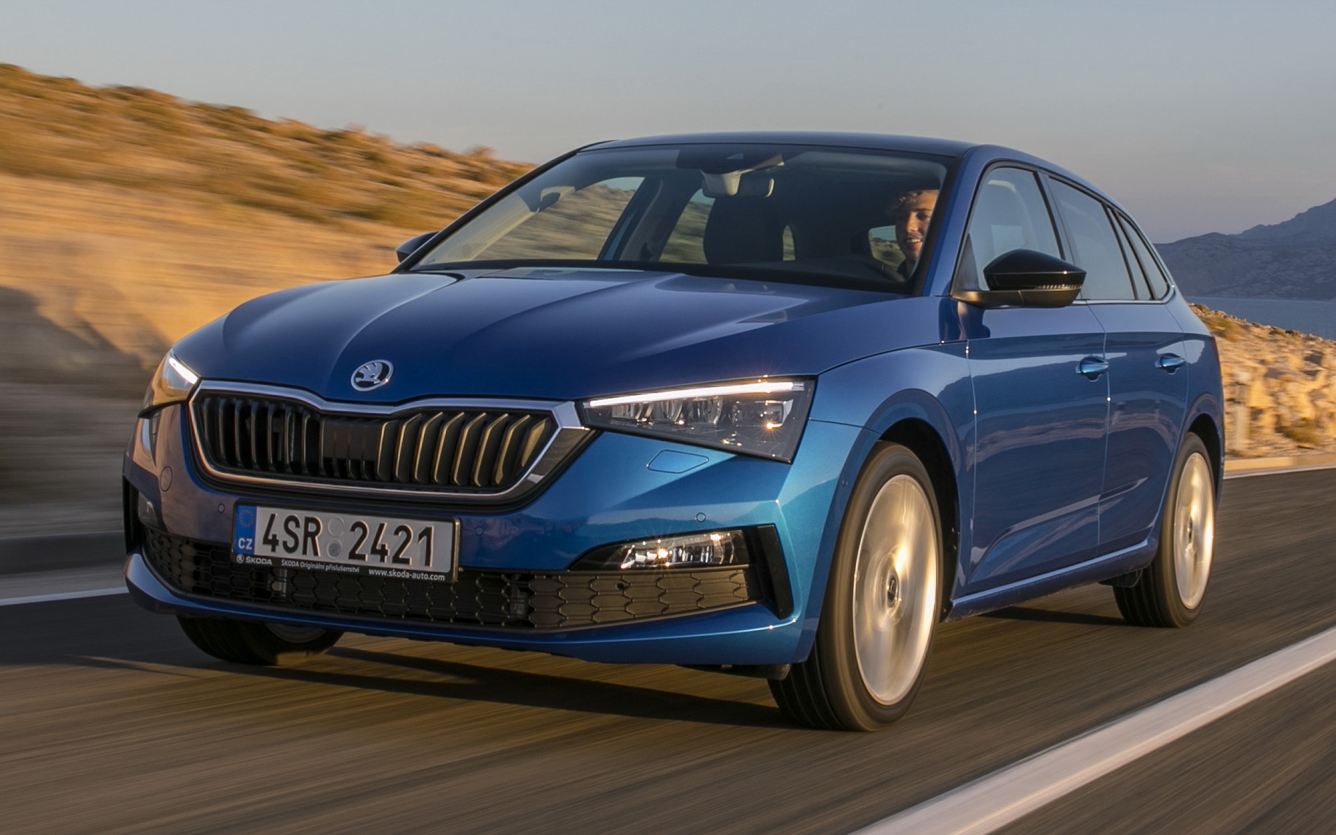 2019 Skoda Scala   Wallpapers and HD Images Car Pixel 1920x1200