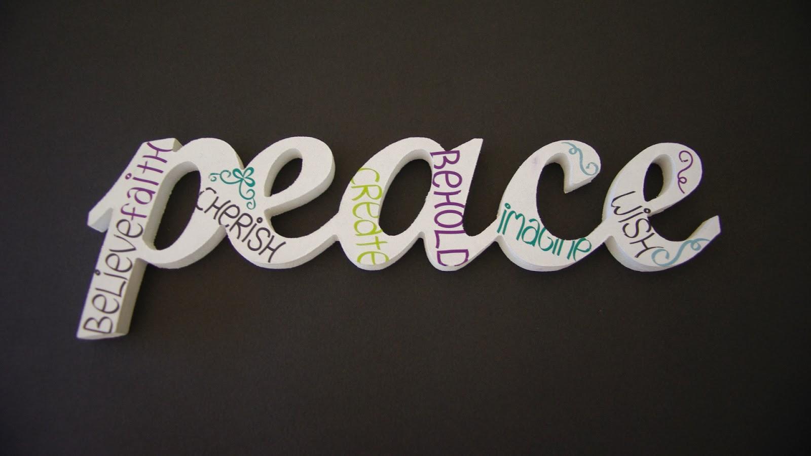 Peace Wallpaper Full HD Desktop Wallpapers 1080p 1600x900