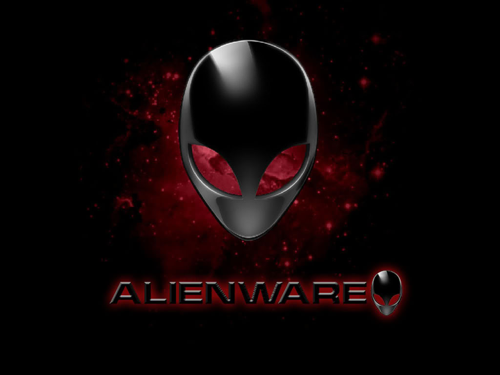11 New Wallpaper Red Alienware Wallpapers 1024x768