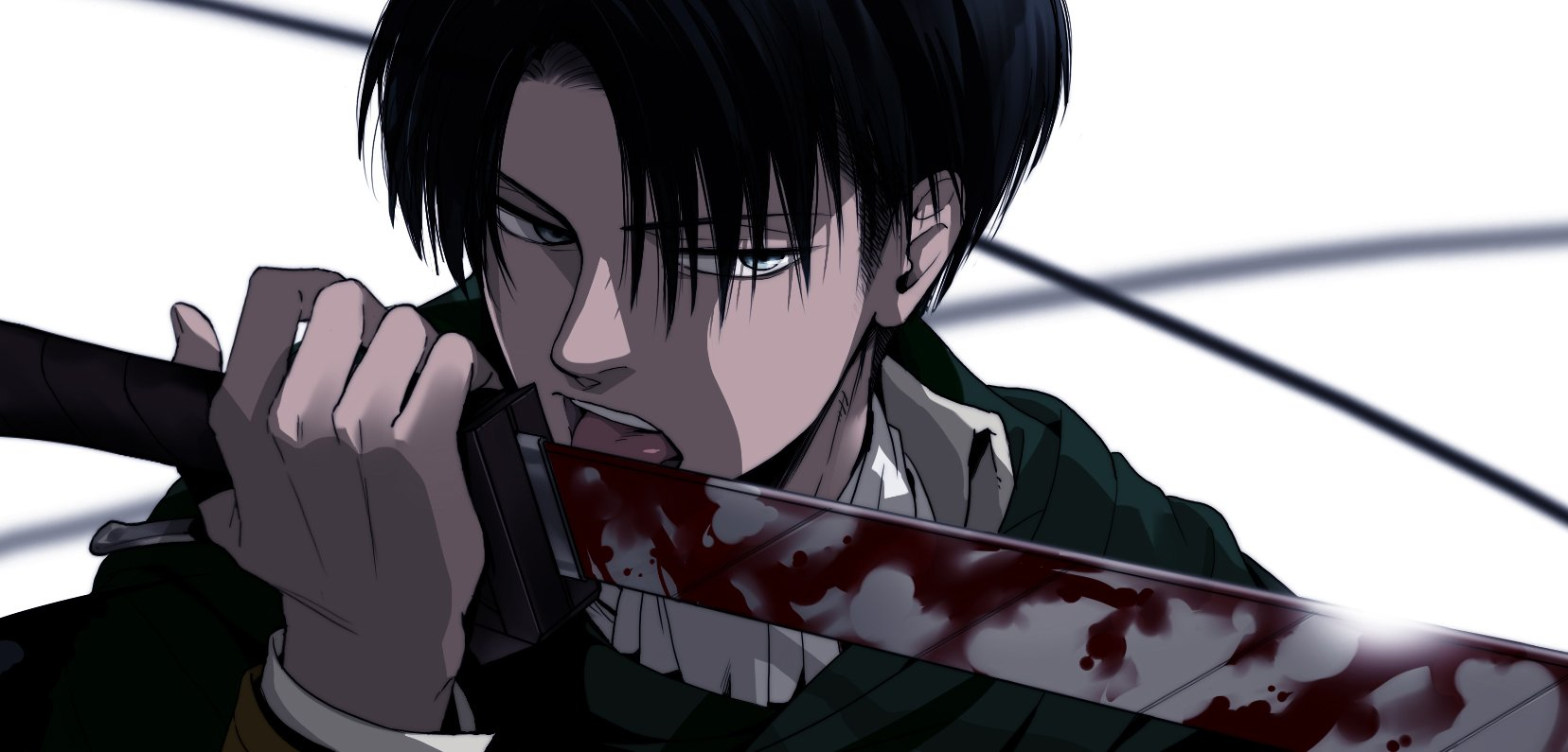 Levi Rivaille Shingeki no Kyojin images Levi wallpaper photos 1656x795