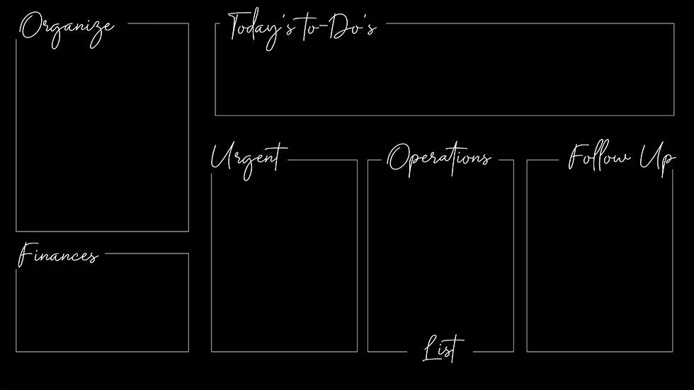 Simplistic Desktop Organizer Wallpaper WisePoint Group 980x551