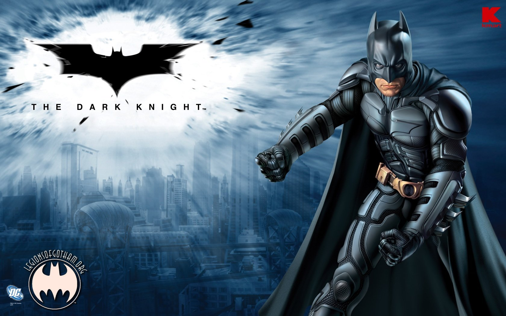Batman the dark knight wallpaper wallpapersafari for Dark knight rises wall mural