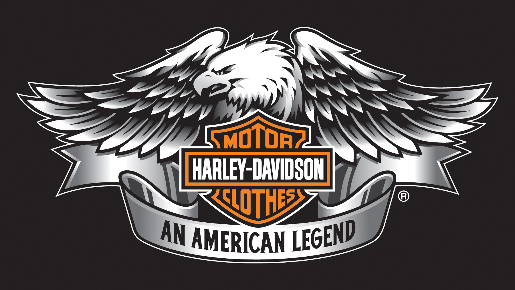 Harley Davidson Logo HD Wallpaperjpg 1800x1016