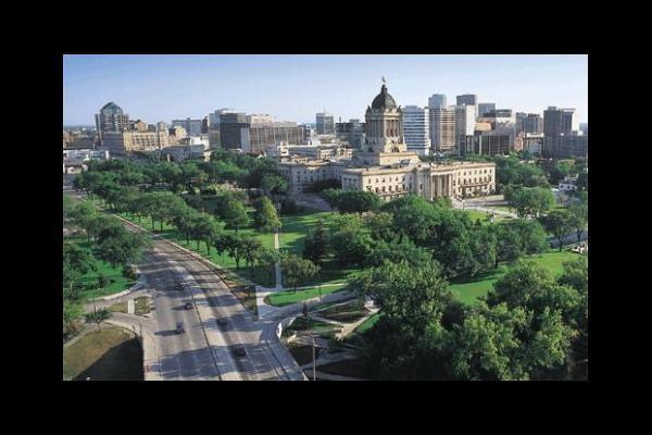 Winnipeg Wallpaper 600x400