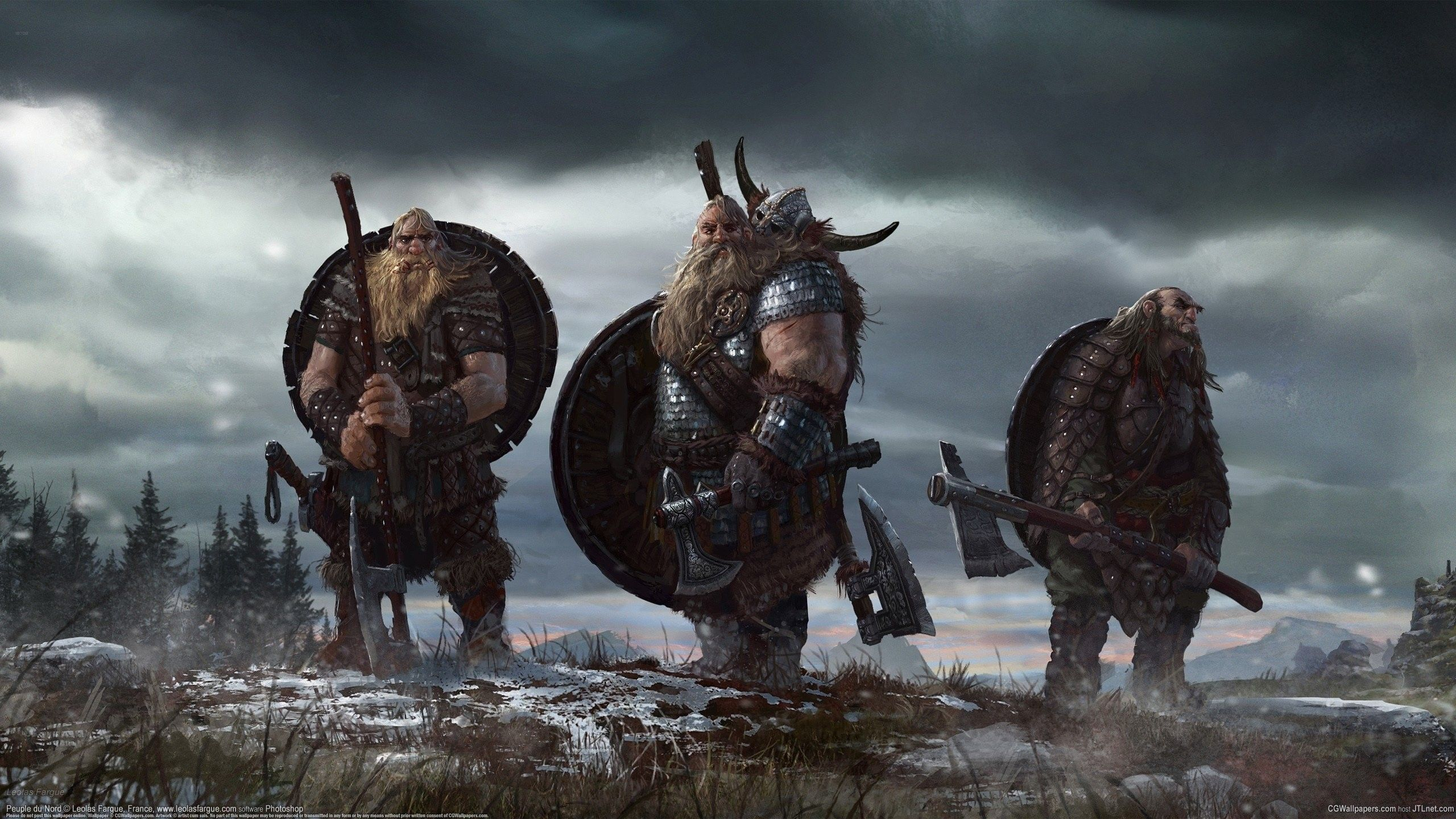 Viking Warrior Wallpapers   Top Viking Warrior Backgrounds 2560x1440